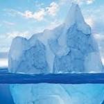 punta del iceberg,